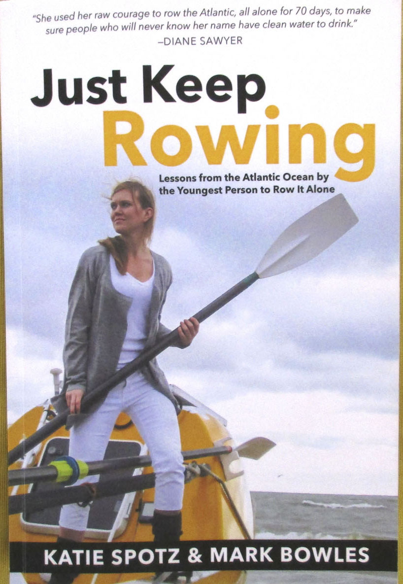 Just Keep Rowing